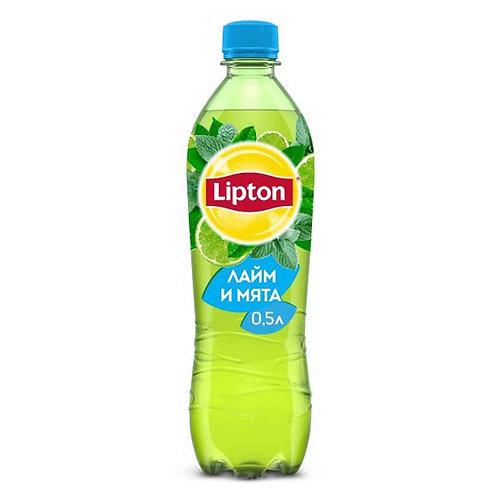 Lipton лайм и мята 0,5л