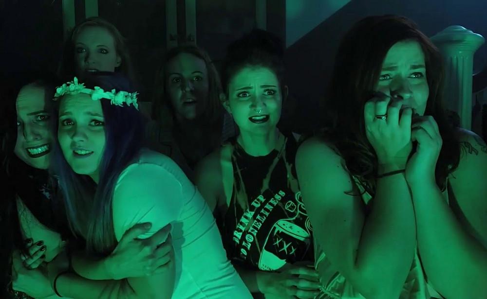 Slaughterhouse Slumber Party Nightmares Films Festival World Premiere