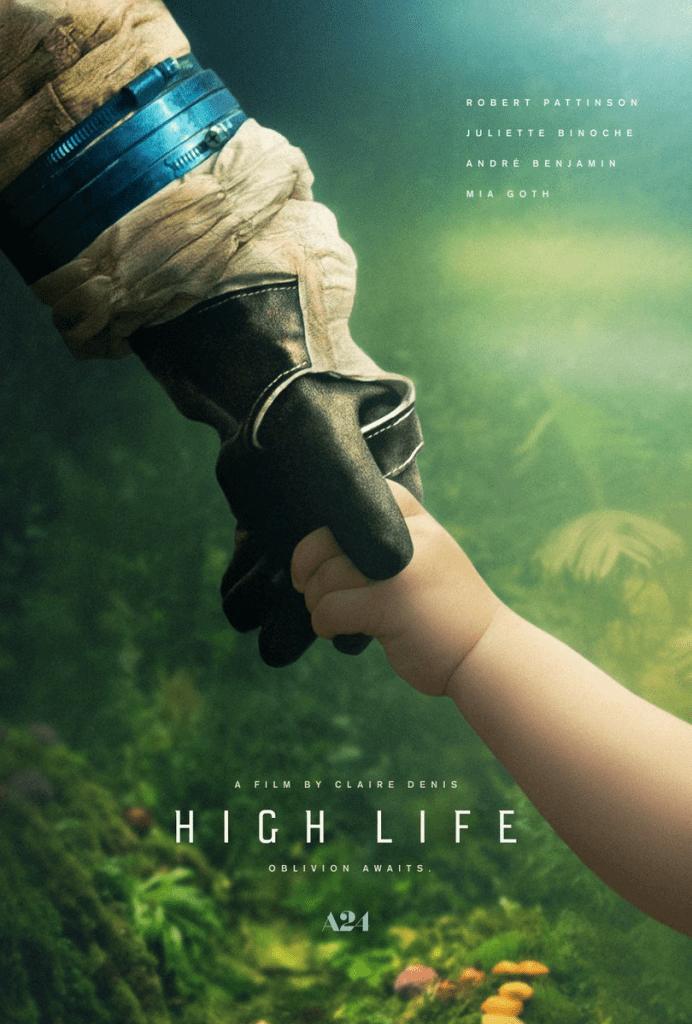 High Life Trailer A24 Robert Pattinson