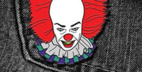 The Dancing Clown Pin