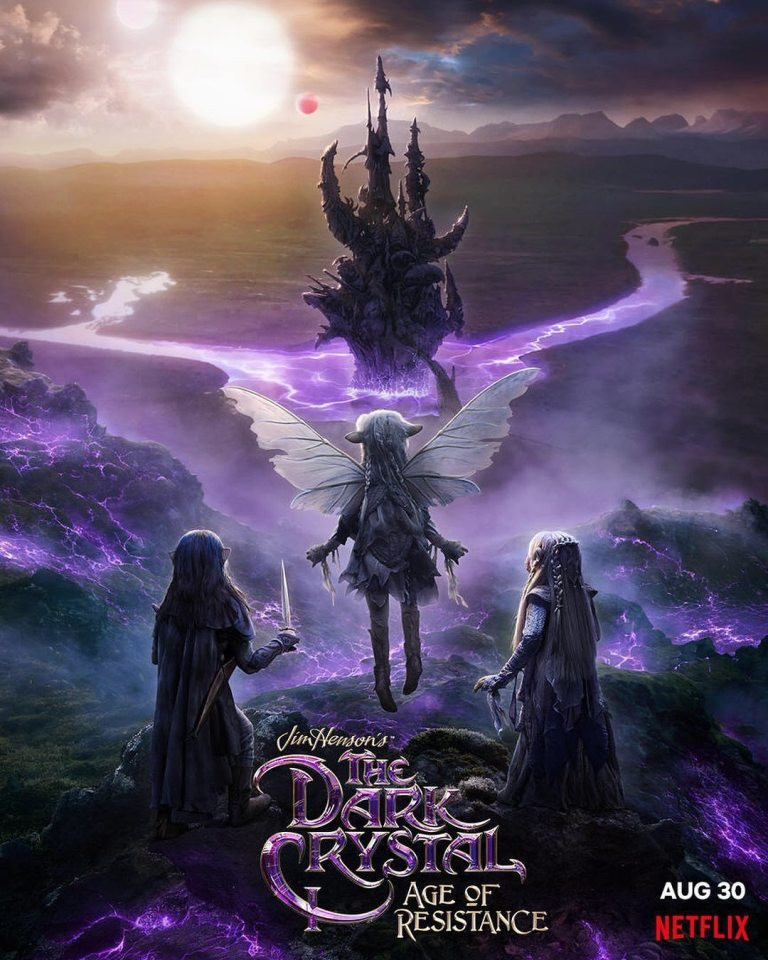Dark Crystal: Age Of Resistance Trailer Poster Netflix
