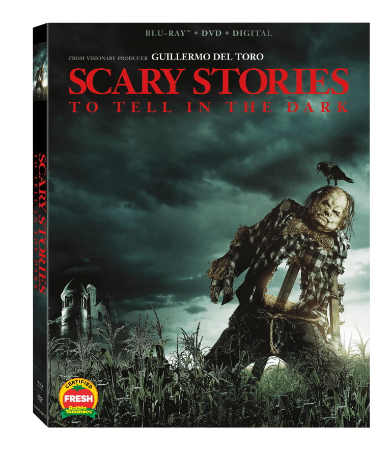 Scary Stories to Tell in the Dark Blu-ray