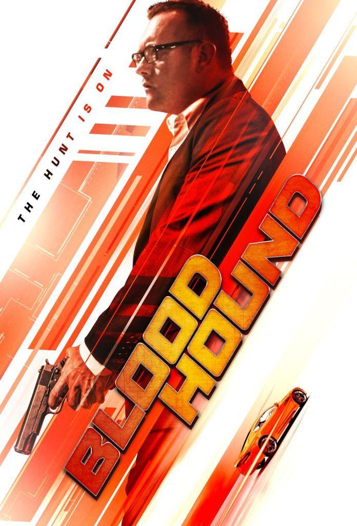 Blood Hound Jason R. Miller Poster
