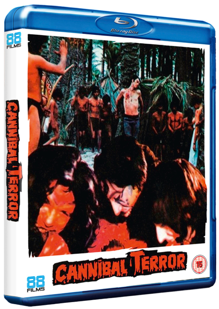 Cannibal Terror 88 Films