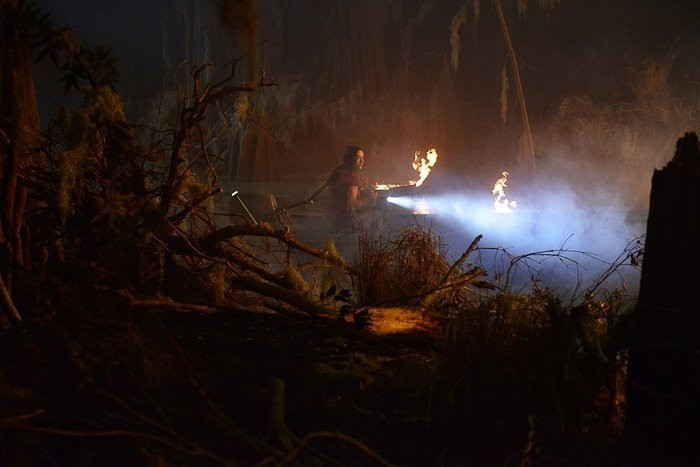 Swamp Thing Series New Images