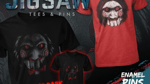 Fright Rags Releases Jigsaw Shirts & Enamel Pins