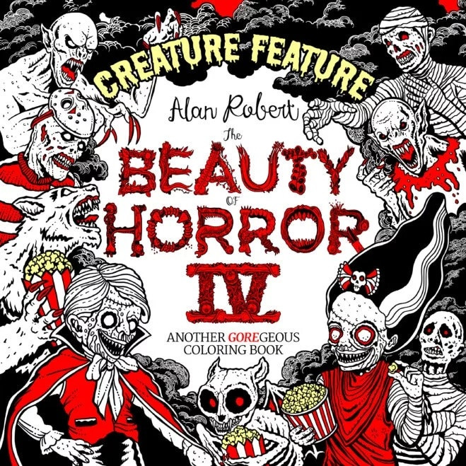 The Beauty of Horror 4: Creature Feature