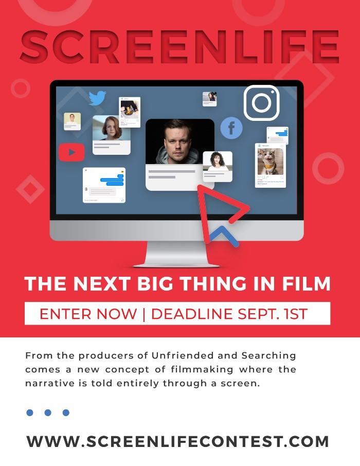 Screenlife Contest Bazelevs Entertainment