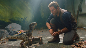 [Review] Jurassic World: Fallen Kingdom Occasionally Thrills But Not Much Else