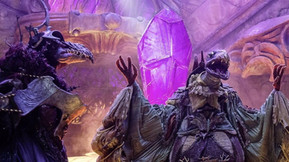 New Images From Netflix's 'The Dark Crystal: Age Of Resistance' Highlight Practical Pupp