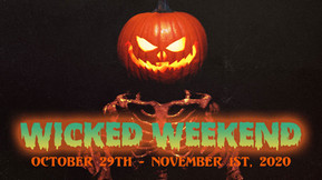 "Popcorn Frights Announces ""Wicked Weekend"" Virtual Event for Halloween Weekend"