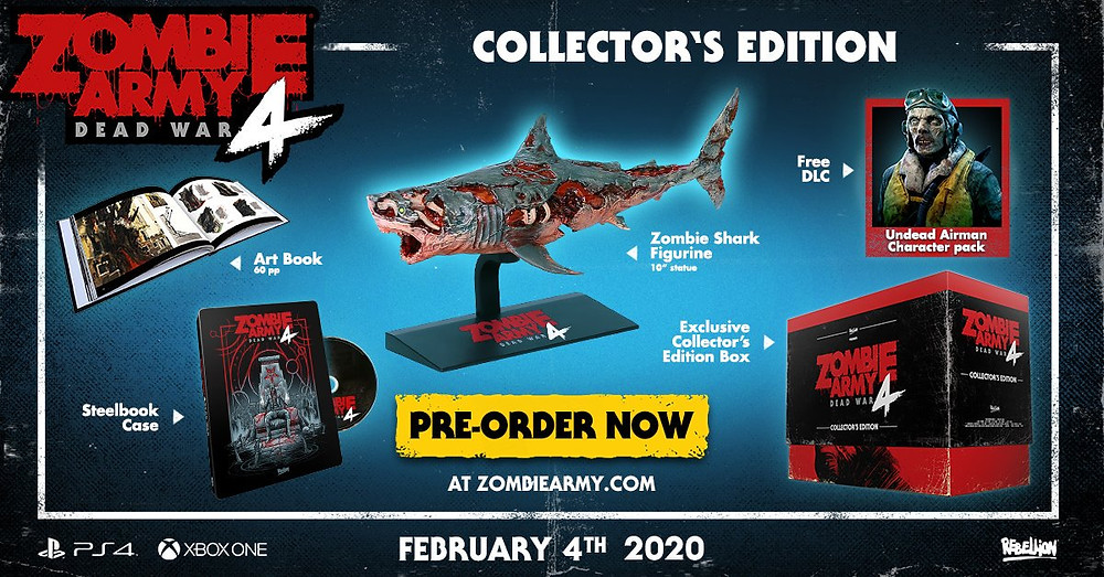 Zombie Army 4 Collector's Edition