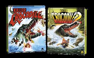 Killer Crocodile Blu-ray Severin Films