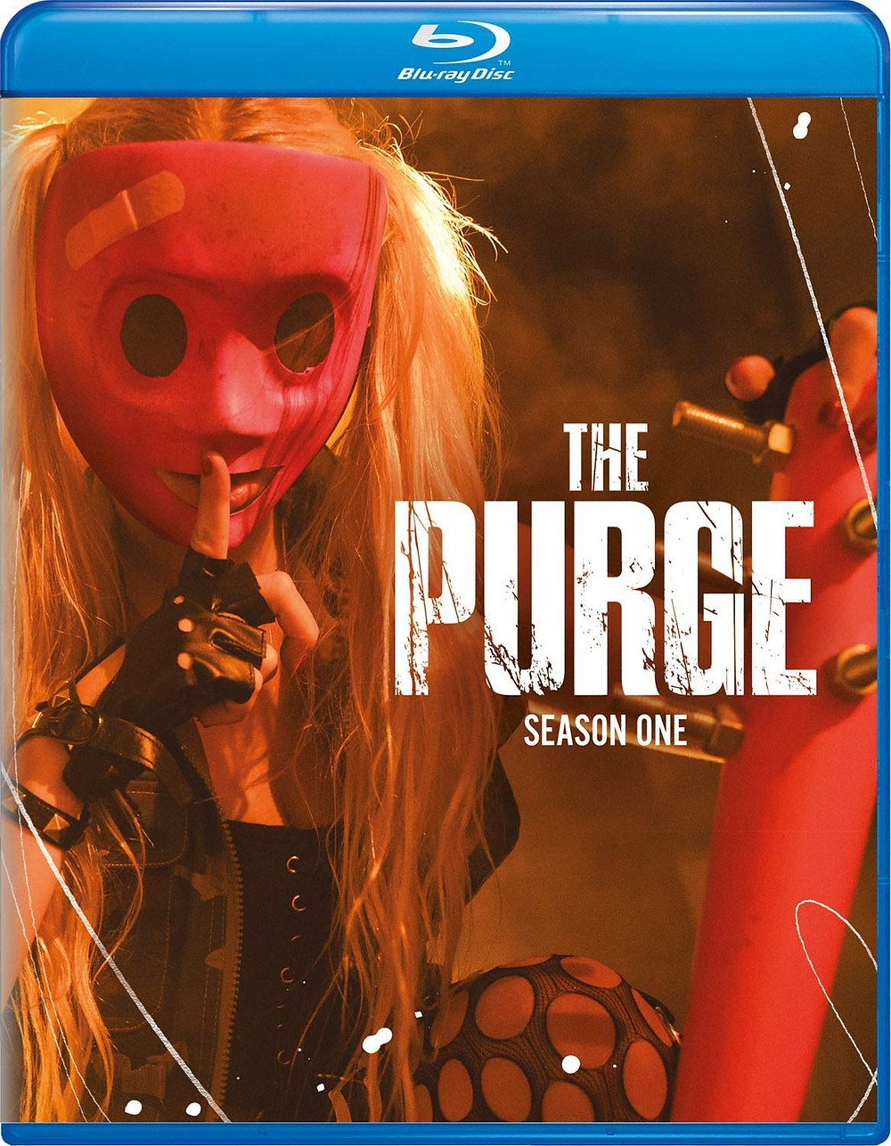 The Purge Series Blu-ray