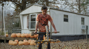 Exclusive Stills From 'Killer Babes And The Frightening Film Fiasco' Tease A Brutal Killing
