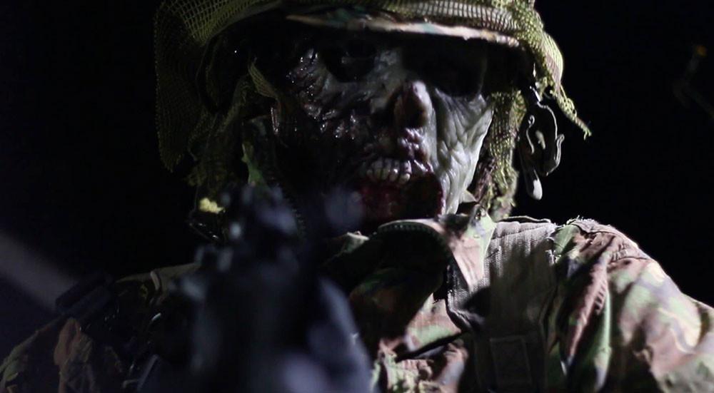 Sniper Corpse Opening Scene
