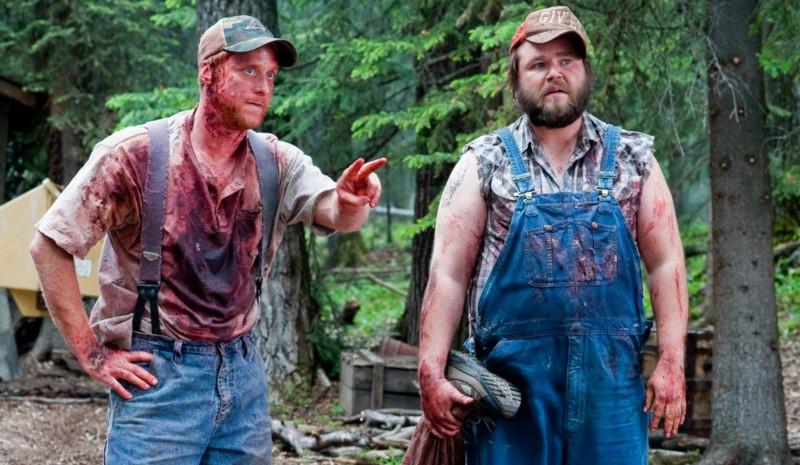 Tucker and Dale vs. Evil Potential Sequel Tyler Labine