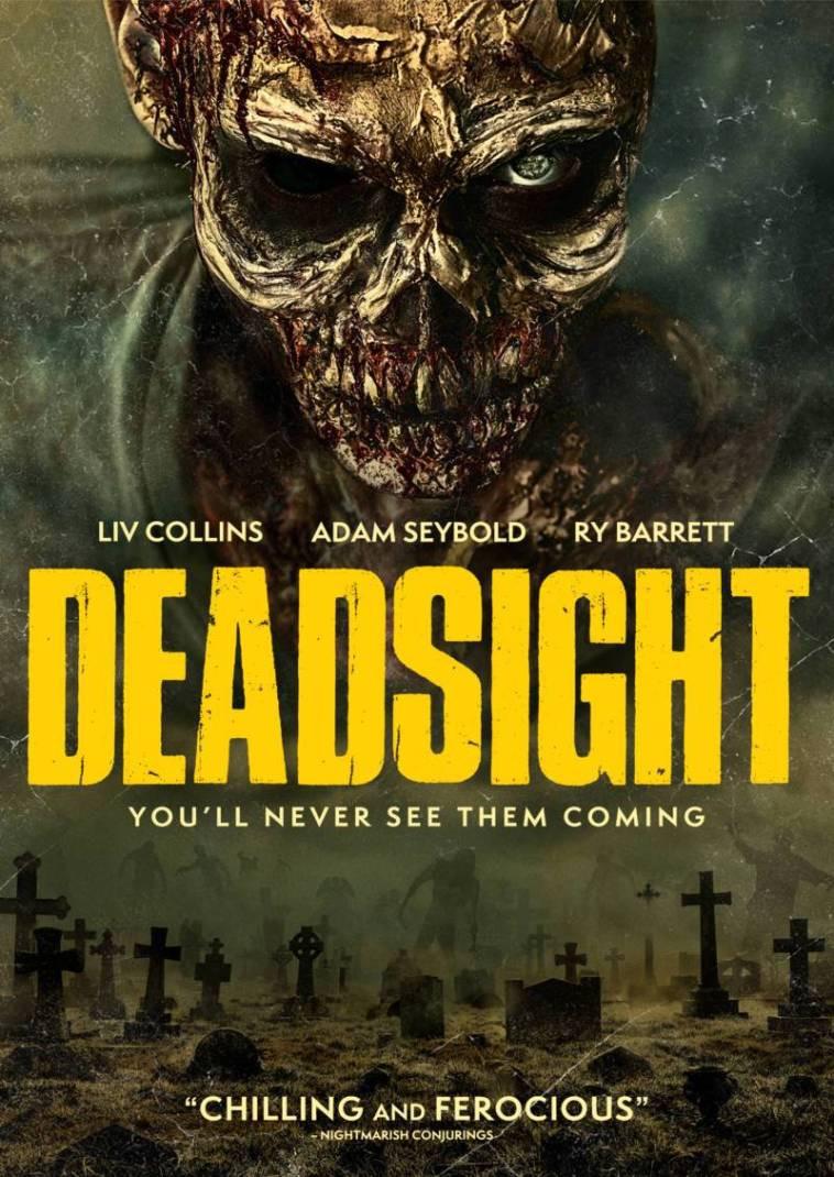 Jesse Thomas Cook Deadsight RLJE Films DVD