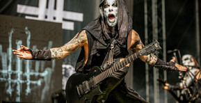 """In Absentia Dei"": Win a Signature LTD Nergal-6 Guitar from Behemoth!"