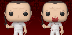 Silence of the Lambs Hannibal Funko Pop