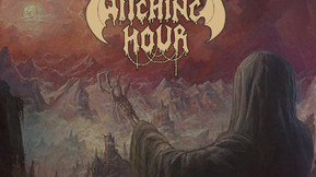[Album Review] Witching Hour '…And Silent Grief Shadows The Passing Moon'