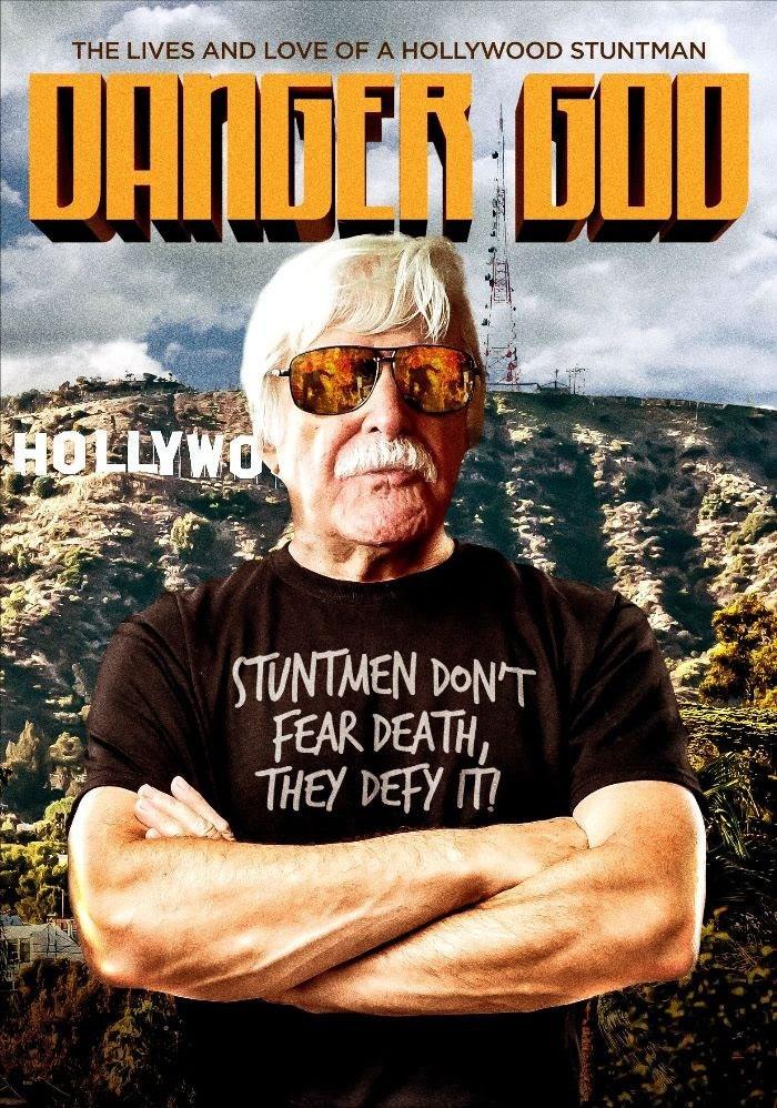 Joe O'Connell's Danger God Poster