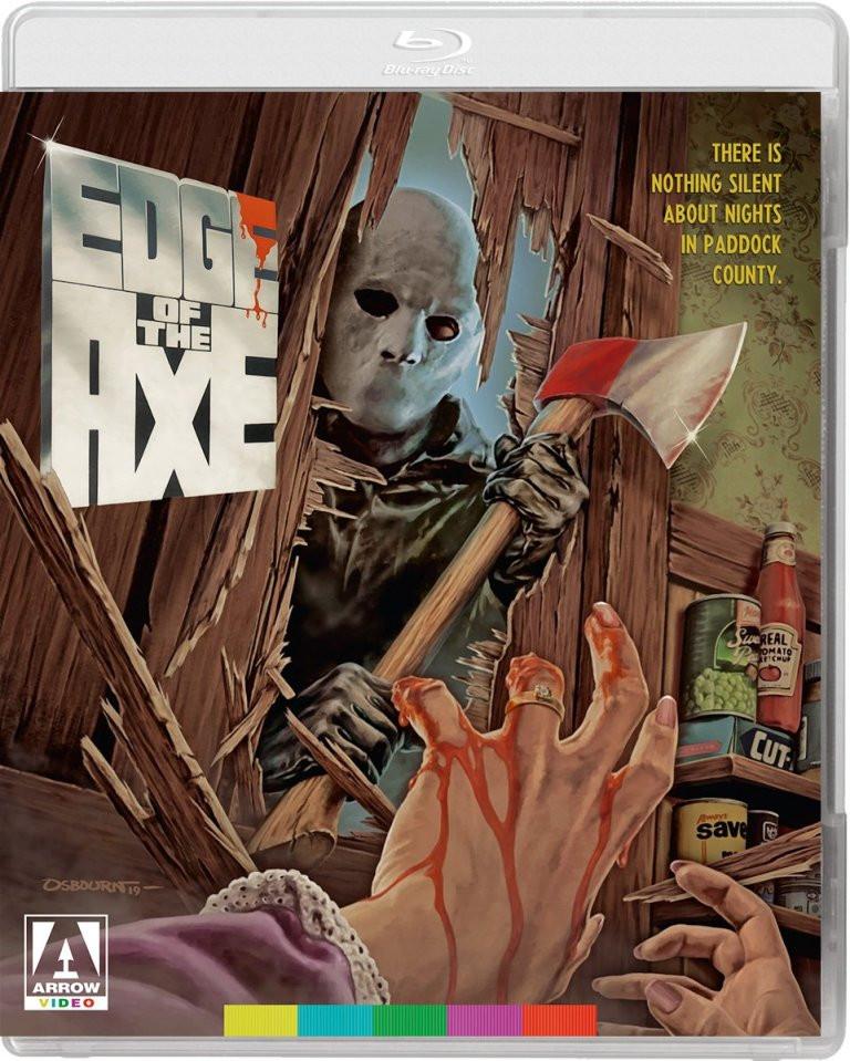 Edge of the Axe Blu-ray Arrow Video