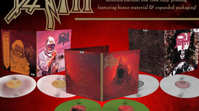 Legendary Death Metal Icons 'DEATH' Getting Anniversary Edition Vinyl Reissues