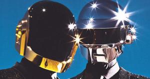 Daft Punk Dario Argento Black Glasses