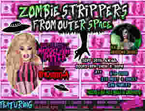 Zombie Strippers Maddelynn Hatter AWOL