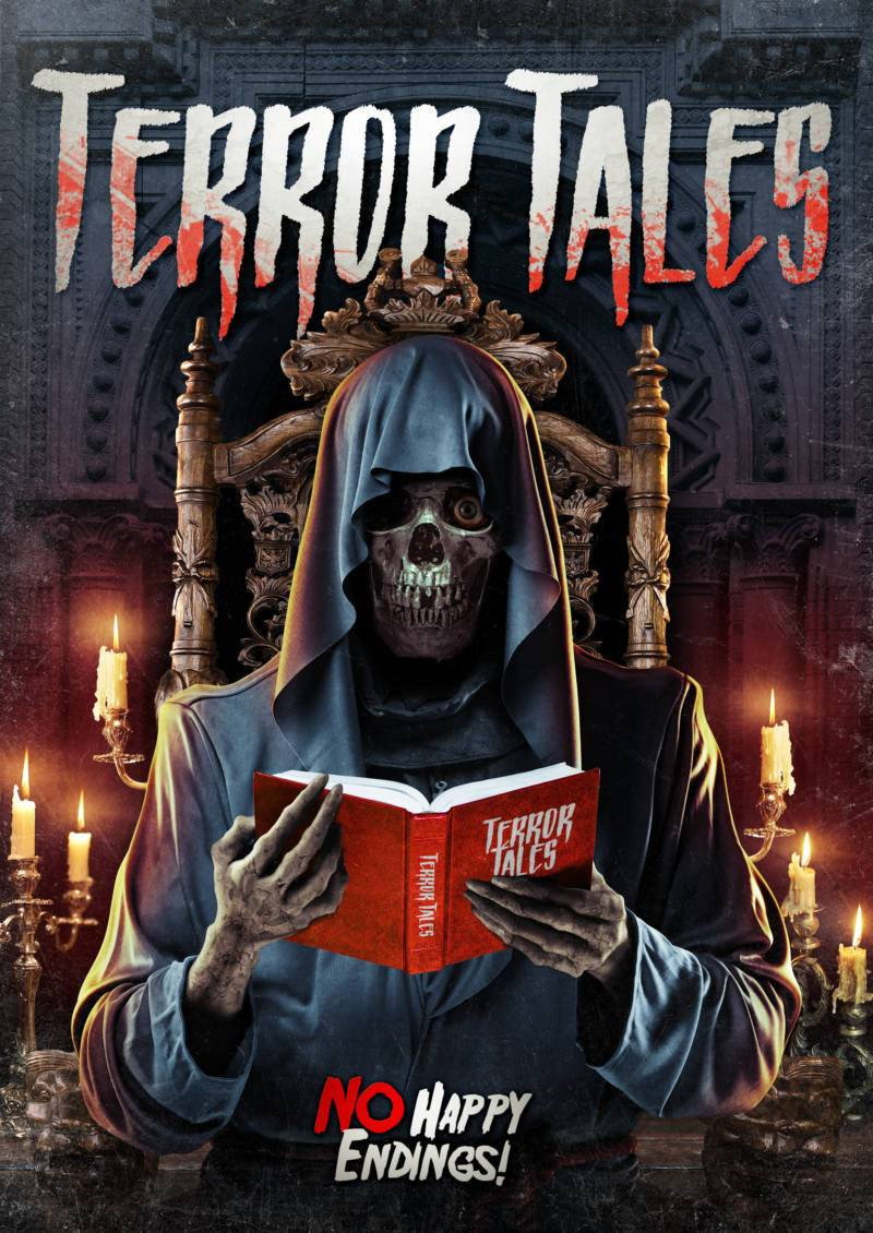 Jimmy Lee Combs Terror Tales Poster