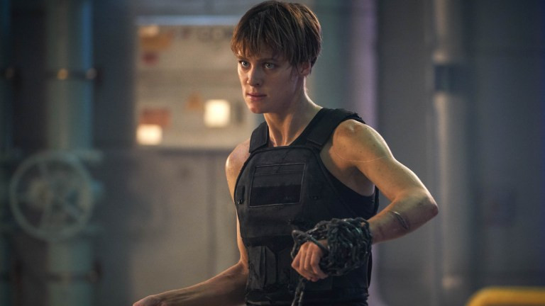 Terminator: Dark Fate Character Images