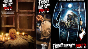 NECA Reveals Packaging For Their 'Friday The 13th: Part 2' Ultimate Jason Figure