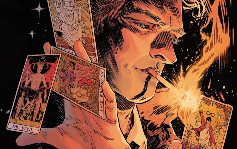John Constantine, Hellblazer Sandman Universe Comics