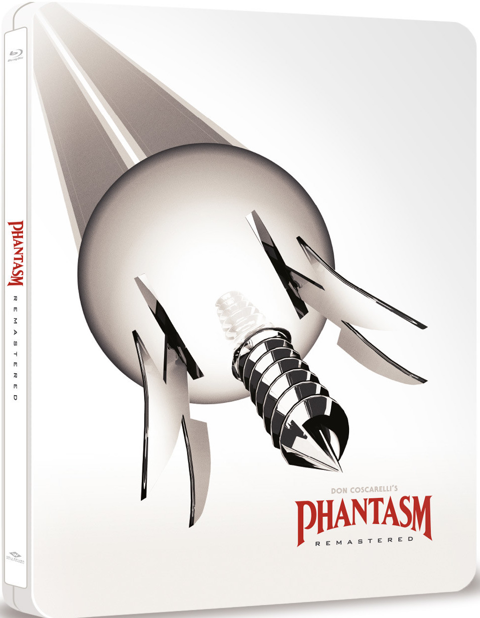 Phantasm Steelbook