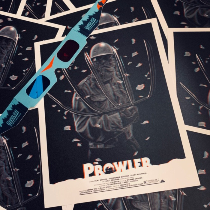 Ghoulish: The Art Of Gary Pullin 2nd Edition Prowler