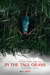 In the Tall Grass Poster Netflix