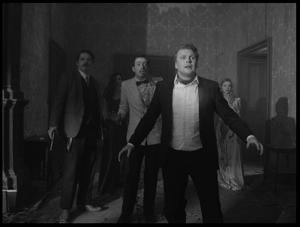 Here Comes Hell Jack McHenry Evil Dead Downton Abbey