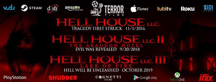 Hell House LLC III Announcement