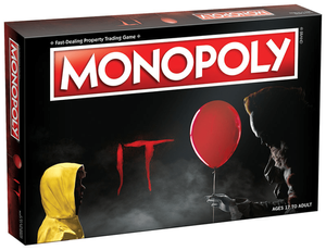 IT Monopoly USAopoly Pennywise
