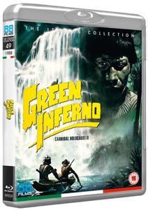 Green Inferno 88 Films