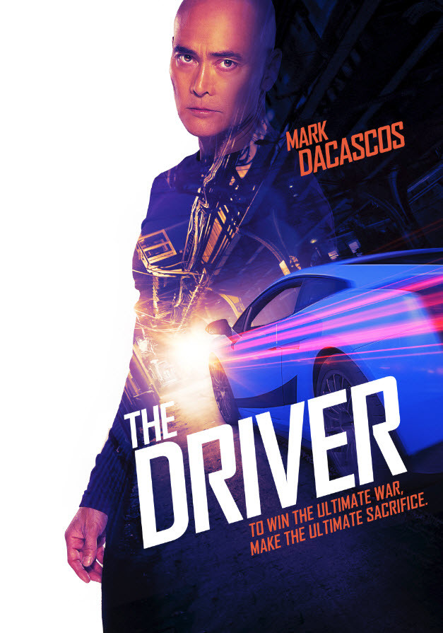 The Driver Mark Dacascos Poster