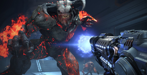 [QuakeCon 2018] Here's Over 10 Minutes Of Brutal Gameplay For 'Doom Eternal'
