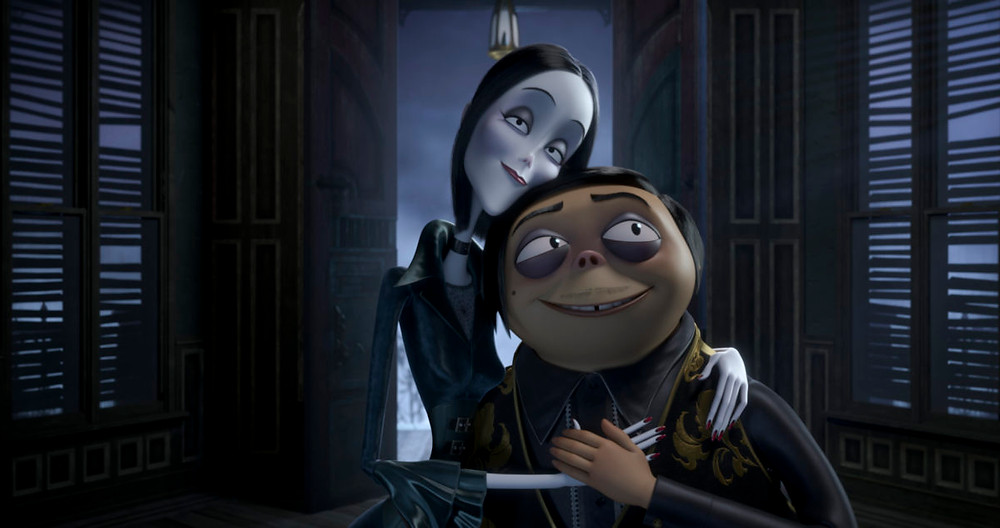 The Addams Family Earlier Release Date