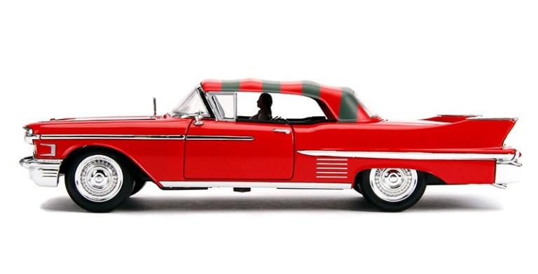 Jada Toys Freddy Cadillac