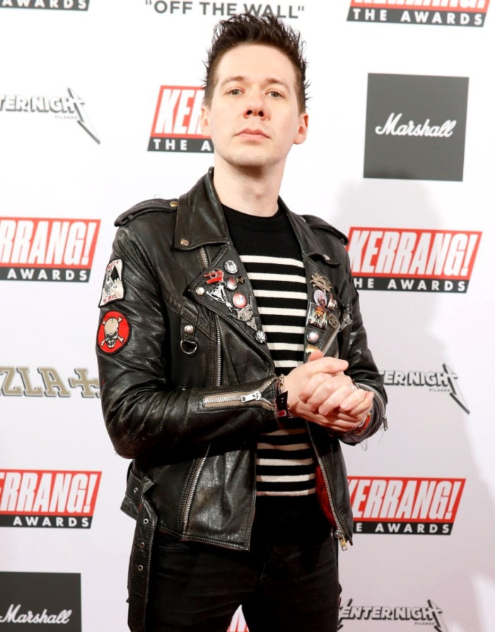 Ghost Tobias Forge Kerrang Awards