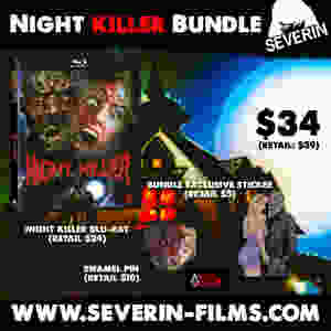 Night Killer Severin Films