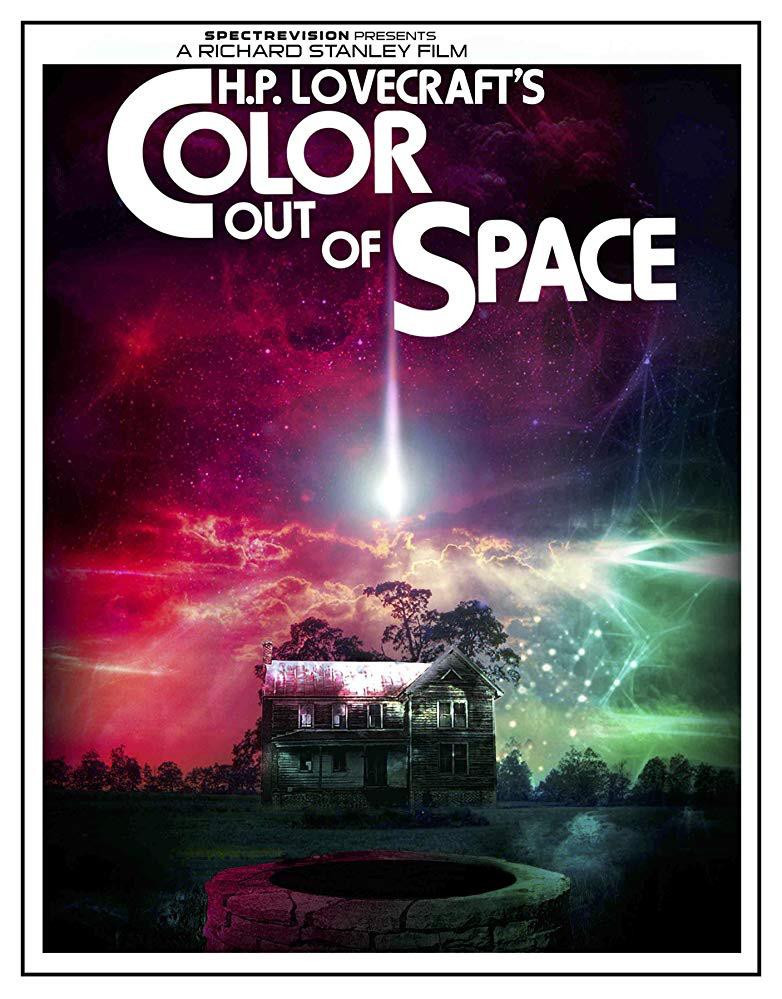 Color Out of Space Poster Richard Stanley