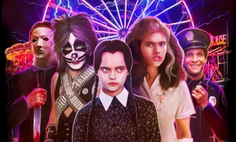 Christina Ricci Peter Criss New Jersey Horror Con And Film Festival