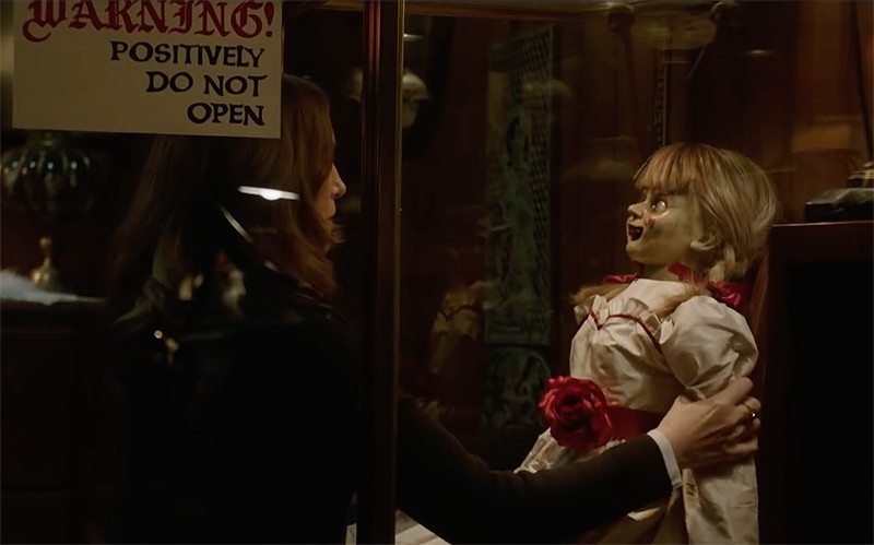 Annabelle Comes Home New Release Date